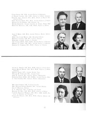 Page 16, 1949 Edition, High Point University - Zenith Yearbook (High Point, NC) online yearbook collection