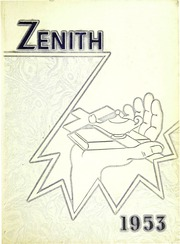 High Point University - Zenith Yearbook (High Point, NC) online yearbook collection, 1953 Edition, Page 1