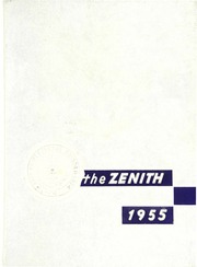 Page 1, 1955 Edition, High Point University - Zenith Yearbook (High Point, NC) online yearbook collection
