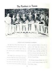 Page 100, 1955 Edition, High Point University - Zenith Yearbook (High Point, NC) online yearbook collection