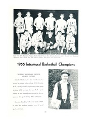 Page 103, 1955 Edition, High Point University - Zenith Yearbook (High Point, NC) online yearbook collection