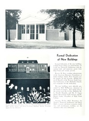 Page 12, 1955 Edition, High Point University - Zenith Yearbook (High Point, NC) online yearbook collection