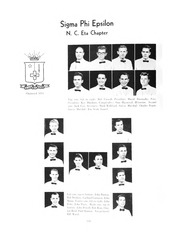 Page 128, 1955 Edition, High Point University - Zenith Yearbook (High Point, NC) online yearbook collection