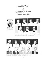 Page 130, 1955 Edition, High Point University - Zenith Yearbook (High Point, NC) online yearbook collection