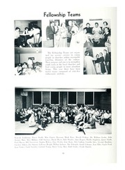 Page 90, 1955 Edition, High Point University - Zenith Yearbook (High Point, NC) online yearbook collection