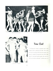 Page 96, 1955 Edition, High Point University - Zenith Yearbook (High Point, NC) online yearbook collection