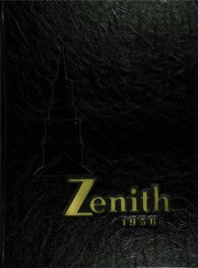 High Point University - Zenith Yearbook (High Point, NC) online yearbook collection, 1956 Edition, Page 1