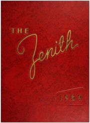 Page 1, 1959 Edition, High Point University - Zenith Yearbook (High Point, NC) online yearbook collection