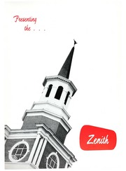 Page 5, 1959 Edition, High Point University - Zenith Yearbook (High Point, NC) online yearbook collection