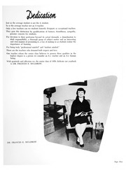 Page 9, 1959 Edition, High Point University - Zenith Yearbook (High Point, NC) online yearbook collection