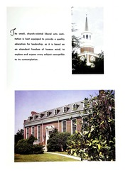 Page 11, 1961 Edition, High Point University - Zenith Yearbook (High Point, NC) online yearbook collection