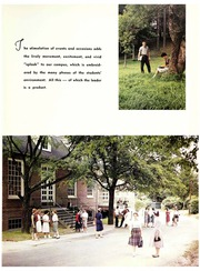 Page 15, 1961 Edition, High Point University - Zenith Yearbook (High Point, NC) online yearbook collection