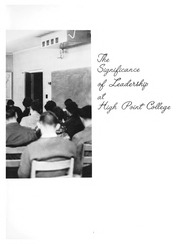 Page 9, 1961 Edition, High Point University - Zenith Yearbook (High Point, NC) online yearbook collection