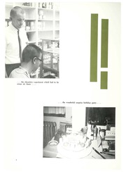 Page 10, 1963 Edition, High Point University - Zenith Yearbook (High Point, NC) online yearbook collection