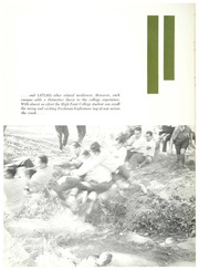 Page 14, 1963 Edition, High Point University - Zenith Yearbook (High Point, NC) online yearbook collection