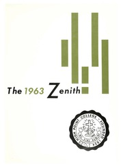 Page 5, 1963 Edition, High Point University - Zenith Yearbook (High Point, NC) online yearbook collection