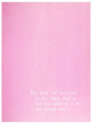 Page 3, 1972 Edition, High Point University - Zenith Yearbook (High Point, NC) online yearbook collection