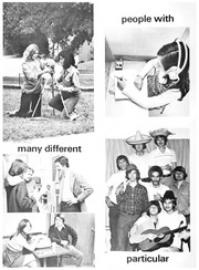 Page 14, 1975 Edition, High Point University - Zenith Yearbook (High Point, NC) online yearbook collection