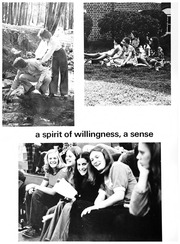 Page 16, 1975 Edition, High Point University - Zenith Yearbook (High Point, NC) online yearbook collection