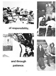 Page 17, 1975 Edition, High Point University - Zenith Yearbook (High Point, NC) online yearbook collection