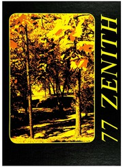 1977 Edition, High Point University - Zenith Yearbook (High Point, NC)