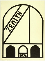 1978 Edition, High Point University - Zenith Yearbook (High Point, NC)