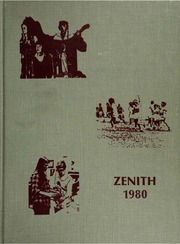 1980 Edition, High Point University - Zenith Yearbook (High Point, NC)