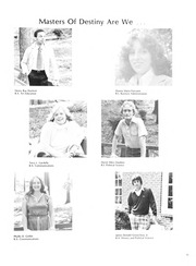 Page 15, 1980 Edition, High Point University - Zenith Yearbook (High Point, NC) online yearbook collection