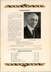 Page 17, 1933 Edition, Central High School - Girardot Yearbook (Cape Girardeau, MO) online yearbook collection