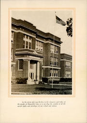 Page 9, 1933 Edition, Central High School - Girardot Yearbook (Cape Girardeau, MO) online yearbook collection