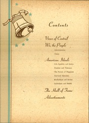 Page 10, 1941 Edition, Central High School - Girardot Yearbook (Cape Girardeau, MO) online yearbook collection