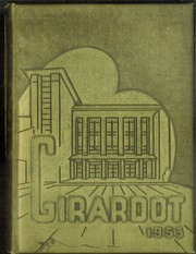 Page 1, 1953 Edition, Central High School - Girardot Yearbook (Cape Girardeau, MO) online yearbook collection