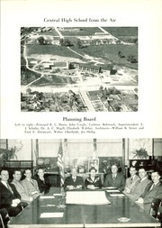 Page 11, 1953 Edition, Central High School - Girardot Yearbook (Cape Girardeau, MO) online yearbook collection