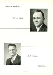 Page 17, 1953 Edition, Central High School - Girardot Yearbook (Cape Girardeau, MO) online yearbook collection