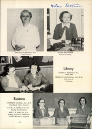 Page 17, 1955 Edition, Central High School - Girardot Yearbook (Cape Girardeau, MO) online yearbook collection