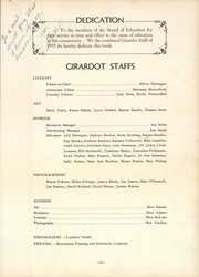 Page 7, 1955 Edition, Central High School - Girardot Yearbook (Cape Girardeau, MO) online yearbook collection