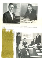 Page 16, 1963 Edition, Central High School - Girardot Yearbook (Cape Girardeau, MO) online yearbook collection