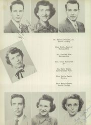 Page 14, 1951 Edition, Jennings High School - Jen Echo Yearbook (Jennings, MO) online yearbook collection