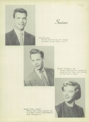 Page 17, 1951 Edition, Jennings High School - Jen Echo Yearbook (Jennings, MO) online yearbook collection