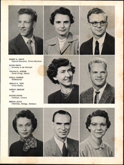 Page 15, 1956 Edition, Jennings High School - Jen Echo Yearbook (Jennings, MO) online yearbook collection