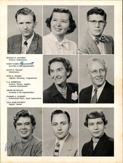 Page 17, 1956 Edition, Jennings High School - Jen Echo Yearbook (Jennings, MO) online yearbook collection