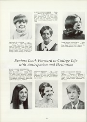Lutheran South High School - Lance Yearbook (St Louis, MO) online yearbook collection, 1971 Edition, Page 42