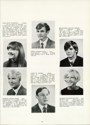 Lutheran South High School - Lance Yearbook (St Louis, MO) online yearbook collection, 1971 Edition, Page 43