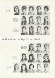 Lutheran South High School - Lance Yearbook (St Louis, MO) online yearbook collection, 1971 Edition, Page 65