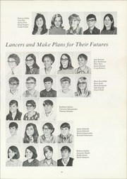 Lutheran South High School - Lance Yearbook (St Louis, MO) online yearbook collection, 1971 Edition, Page 75