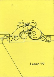 Page 1, 1977 Edition, Lutheran South High School - Lance Yearbook (St Louis, MO) online yearbook collection