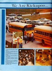 Page 12, 1979 Edition, Kickapoo High School - Legend Yearbook (Springfield, MO) online yearbook collection
