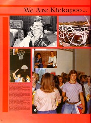 Page 16, 1979 Edition, Kickapoo High School - Legend Yearbook (Springfield, MO) online yearbook collection