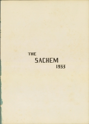 Page 5, 1933 Edition, Southwest High School - Sachem Yearbook (Kansas City, MO) online yearbook collection