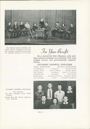 Page 15, 1938 Edition, Southwest High School - Sachem Yearbook (Kansas City, MO) online yearbook collection